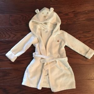 Toddler robe